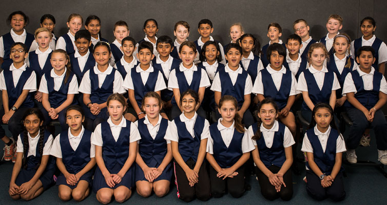 Balcatta Primary School Choir
